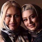 ندا افشار مادر سحر قریشی و مسی ایرانی!
