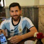 دعوتنامه مسی آرژانتینی برای مسی ایرانی! +عکس