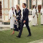 ایوانکا گارد تشریفات سعودی را به هم ریخت!