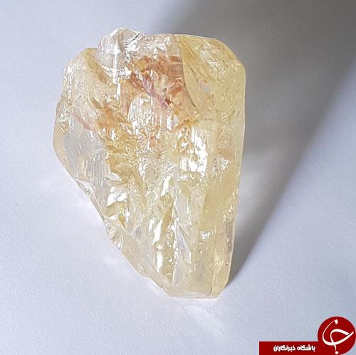 الماسی که کسی قادر به خریدن آن نیست!+ تصاویر