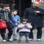حضور همسر و ۲ فرزند گواردیولا در حادثه تروریستی منچستر