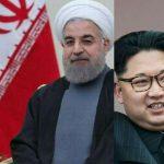 پیام تبریک کیم جونگ اون رهبر کره شمالی به روحانی