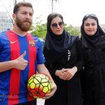 گزارش دیلیمیل درباره رضا پرستش لیونل مسی ایران! + تصاویر