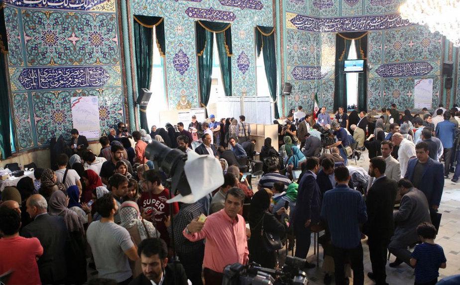 حضور مردم در انتخابات