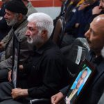 خانوادههای داغدار معدنکاران زمستان یورت در دیدار با روحانی+ تصاویر