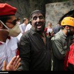 تصاویر جدید و تلخ از فاجعه انفجار در معدن آزادشهر!