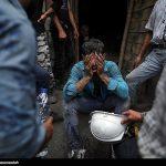 سومین روز امداد رسانی حادثه معدن آزادشهر + تصاویر