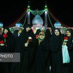 حال و هوای مسجد جمکران در آستانه نیمه شعبان + تصاویر