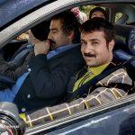 مهرانفر و علیرضا خمسه جلوی دوربین پایتخت ۵ +تصاویر