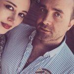 تقدیر و تشکر ویژه سینا سرلک از همسرش! عکس