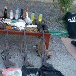دستگیری تیم تروریستی داعش در قم توسط نیروهای امنیتی!