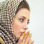 حمله دزد چاقو به دست به بازیگر زن مشهور در خیابان فاطمی تهران
