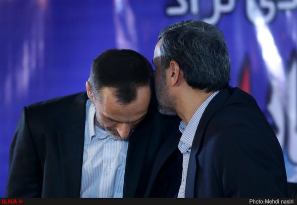 اعلام شماره حساب از سوی احمدی نژاد