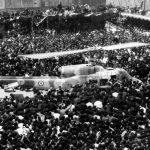تشییع تاریخی پیکر حضرت امام خمینی(ره)
