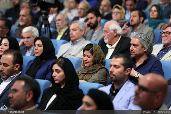 عکس جدید بازیگران افطاری رئیس جمهور افطاری حسن روحانی افطاری بازیگران اخبار تهران