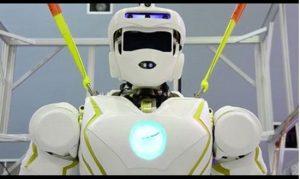 ربات انساننمایی که میتواند روی مریخ راه برود!