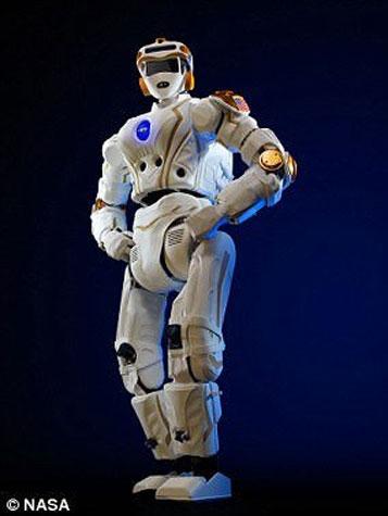 راه رفتن ربات روی مریخ