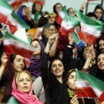 زنان ایران به استادیوم ها راه پیدا می کنند؟!