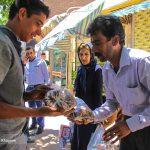 خرید و فروش جیرجیرک خوراکی در سیرجان! + فیلم