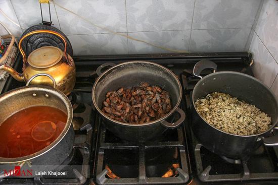 جیرجیرک خوران در کرمان