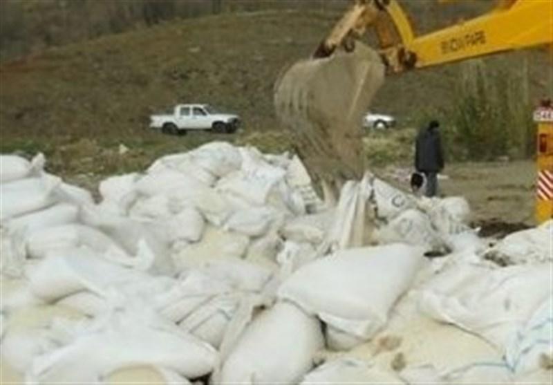 آلودگی برنجهای دولتی به آرسنیک