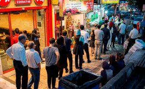 شبانههای تهران در ماه مبارک رمضان!