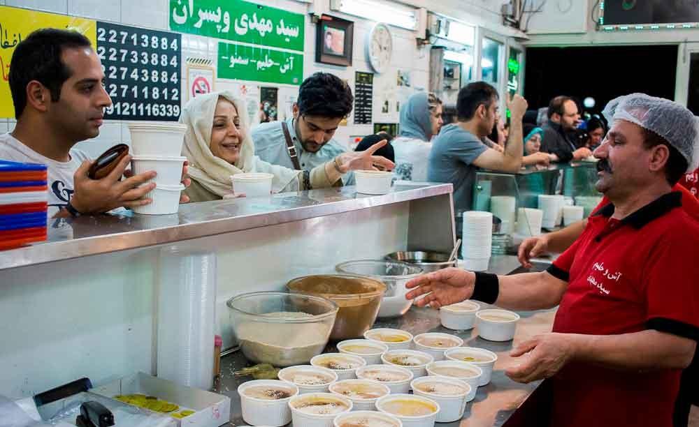 شبهای تهران در ماه رمضان
