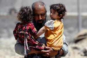 آوارگی مردم موصل در روزهای پایانی حضور داعش!