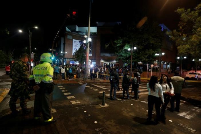 انفجار تروریستی در کلمبیا