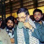 تصویری ویژه از رهبر انقلاب در دوران دفاع مقدس