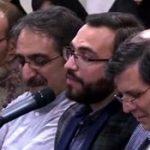 شعرخوانی جالب طنز مقابل رهبر انقلاب و واکنش ایشان! + فیلم