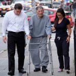 پیرترین زندانی آمریکایی پس از 50 سال حبس آزاد شد!