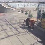 اولین فیلم از لحظه ورود 2 تروریست به حرم امام خمینی!