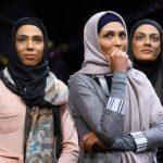 خواهران منصوریان در پیاده روی اربعین + فیلم