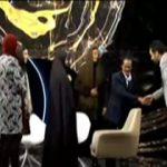 لحظه دیدار خواهران منصوریان با پدر در برنامه ماه عسل+ فیلم
