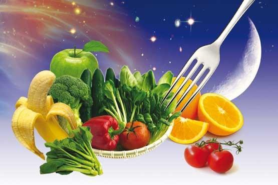 تغذیه در روزهای پایانی رمضان