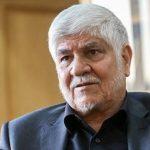 محمد هاشمی از بیمارستان مرخص شد
