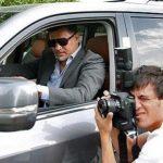 علی دایی در حال سوارکاری در سرعین اردبیل!