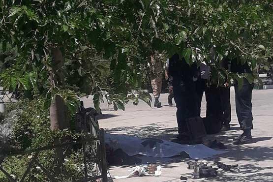 درمانگاهی که تروریست ها با ورودی ضریح امام اشتباه گرفتند!
