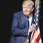 تابوت دونالد ترامپ در راهپیمایی روز قدس!
