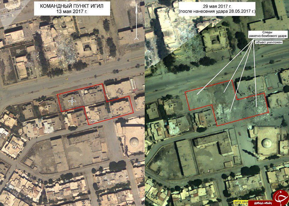 محل احتمالی هلاکت ابوبکر بغدادی