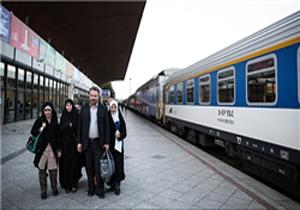 بلیت قطارهای تعطیلات عید فطر