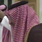 جنجال حرکت نامتعارف محافظ مسلح محمدبن سلمان!+ فیلم
