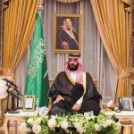 مراسم بیعت مفتی اعظم سعودی با ولیعهد جدید عربستان!
