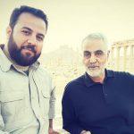 خبرنگار شبکه خبر اسلحه به دست شد!