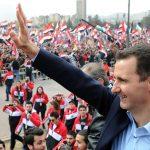 بشار اسد سوار بر جنگنده روسی!