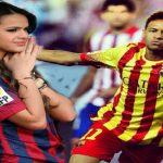 جدایی نیمار ستاره مشهور فوتبال  از نامزدش!