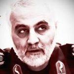 سردار سلیمانی در کنار خبرنگار شبکه خبر در سوریه!