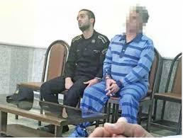 متهم به قتل مردی در سعادت آباد
