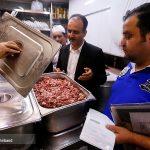 بازرسی از رستورانهای شمال تهران
